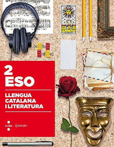 Llengua catalana i literatura. 2 ESO. Construïm - 9788466140584