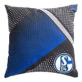 Schalke 04 22604 Kissen Grau Blau