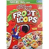 Kellogg 's Froot Loops–cereales, 43.6ml