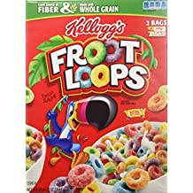 Kellogg 's Froot Loops – cereales, 43.6 ml