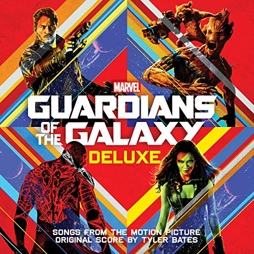 Guardians Of The Galaxy Deluxe (Tape Der 2 Vol)