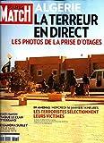 PARIS MATCH N°3323 24 JANVIER 2013 ALGERIE: PRISE D'OTAGES EN ALGERIE/ ROGER HANIN/ ALESSANDRA SUBLET/ LIO/ 30 ANS DE LUTTE CONTRE LE SIDA/ MGR GANSWEIN/ TROPICAL ISLANDS EN ALLEMAGNE/ STEVEN SPIELBERG/ ANDREE PUTMAN/ VOYAGES&BIEN-ETRE/ VIE SECRETE AGENT DGSE/ MALI: FRANCAIS SUR LE FRONT/ BARACK OBAMA