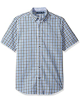 Nautica Plaid Classic Fit, Camicia Uomo
