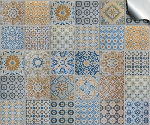 6-pack-of-24-various-traditional-wall-tile-stickers-for-150mm-6-inch-square-tiles-tp-60-realistic-lo