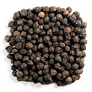 BLACK PEPPER CORN / WHOLE BLACK PEPPER CORN COOKING ASIAN HERBS AND SPICES 100g from TWWM