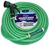 CINAGRO™ - Heavy Duty 3 Layered Braided Water Hose Pipe