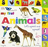 Best Book For 2 Year Old Boys - Tabbed Board Books: My First Animals: Let's Squeak Review