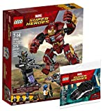 Marvel LEGO Super Heroes 76104 – distruzione del Hulkbuster + LEGO Super Heroes 30450 – Royal Talon Fighter Polybag