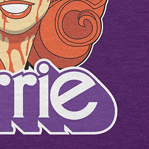 NERDO - Carrie - Herren T-Shirt Violett