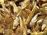 Getrocknete Fische 3-7cm 1000g, Fischfutter, Schildkrötenfutter