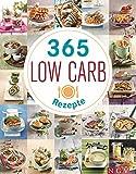 365 Low-Carb-Rezepte (German Edition)
