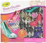 Crayola - Shoe Studio, realizza le tue scarpe, a partire dai 6 anni
