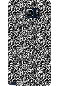 AMEZ designer printed 3d premium high quality back case cover for Samsung Galaxy Note 5 (doodle)