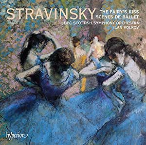 Stravinsky: The Fairys Kiss/ Scenes De Ballet
