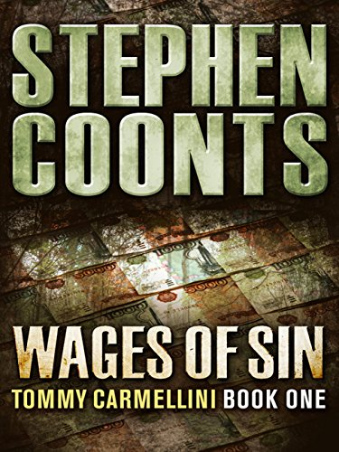 Wages of Sin (Tommy Carmellini Book 1)