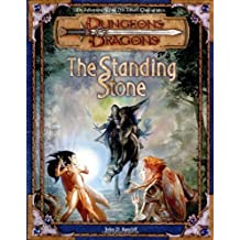 The Standing Stone (Dungeons & Dragons) by John D. Rateliff (2001-04-23)