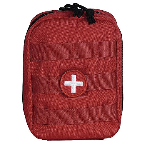 Voodoo Tactical Men 's EMT Pouch, Unisex, 15-9584016000, rot