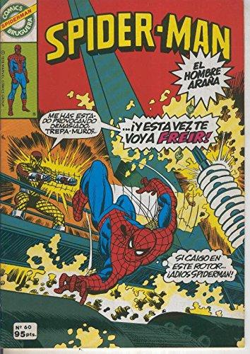 Comics Bruguera: Spiderman numero 60
