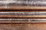 Lederhaut, Metallic-Roségold, 1 langlebige