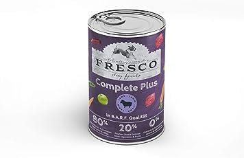 Fresco Dog Complete Plus Lamm (haltbares B.A.R.F.) - Getreidefrei 400g