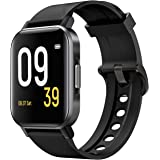 """SoundPEATS Smart Watch Fitness Tracker with All Day Heart Rate Monitor Sleep Quality Tracker IP68 Waterproof 1.4"""" Large Touch"""
