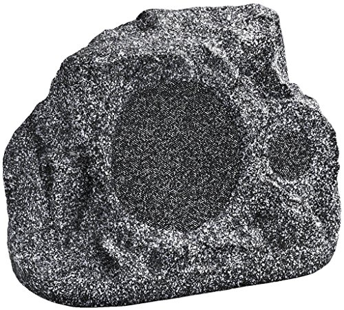 MONACOR GLS-351/GR Wetterfester ELA-Gartenlautsprecher
