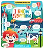 I Know Everything: Lift-The-Flap Book (Clever Questions)