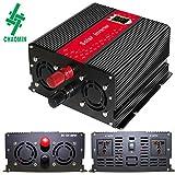 CHAOMIN modifiziert Sinus Powe Inverter Wechselrichter Konverter 3000W DC 12V auf AC 220V 230V 240V Digital LCD Display