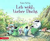 Image of Leb wohl, lieber Dachs