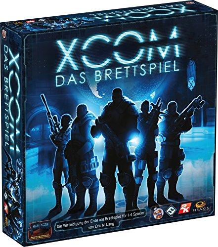 Asmodee HE745 - XCOM Brettspiel (Brettspiel Risiko Stück)