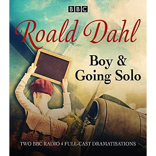 Boy & Going Solo: BBC Radio 4 full-cast dramas by Roald Dahl (2016-11-03)