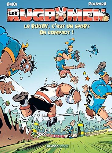 Les Rugbymen - Tome 16 par Béka