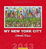 MY NEW YOKR CITY by JAMES RIZZI 2013: MARCO POLO Kalender