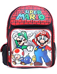 suchergebnis auf f r super mario schultaschen. Black Bedroom Furniture Sets. Home Design Ideas
