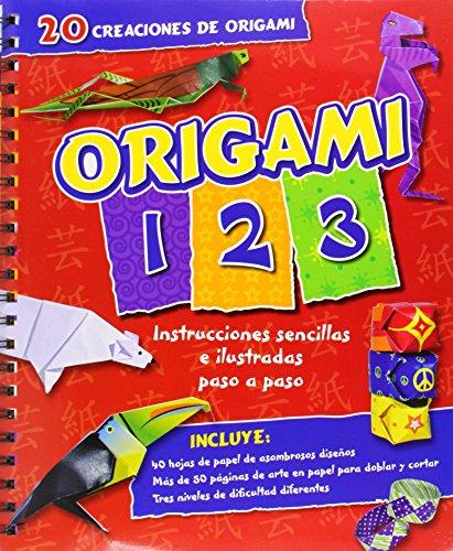 Origami: 20 creaciones de origami. Instrucciones sencillas e ilustradas paso a paso. (Actividades y destrezas)