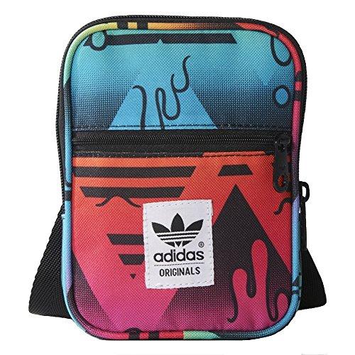 fafb55a7d4 SCONTO AMAZON: Adidas borsa a tracolla Festival Soccer, Unisex ...