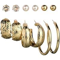 Jewels Galaxy Jewels For Women Combo of Earrings