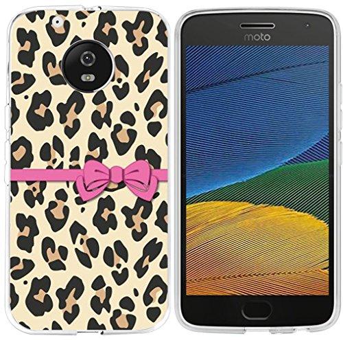 Moto G5Plus Fall muqr Motorola G5Plus Cover 5. Generation-Gummi Schutz Halloween Kürbis Katze Fledermaus Design, Print-20 (Halloween-design Für Kürbis)