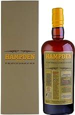 HAMPDEN Pure Single Jamaican Rum (1 x 0,7 l)