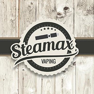 Steamax Micro One E-Zigaretten Set - R80 TC mit 4.000 mAh - TFV4 Micro Clearomizer von Steamax