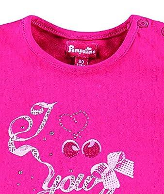 Pampolina Girl's T-shirt M. Flgelarm T-Shirt