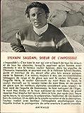 Sylvain saudan, skieur de l'impossible - ARTHAUD