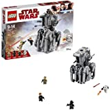 LEGO- Star Wars First Order Heavy Scout Walker, Multicolore, 75177