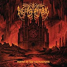 Mark of the Necrogram (Gatefold black LP & Poster & LP-Booklet) [Vinyl LP]