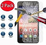 2 Pack - Huawei Ascend G620s Verre Trempé, Vitre Protection Film de protecteur...