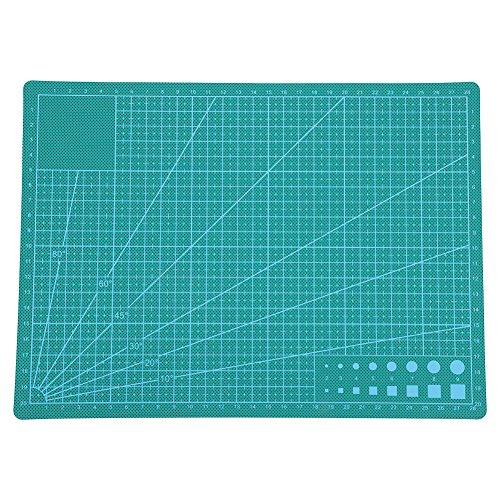 Hongzer Schneidematte, A4 Durable PVC Schneidematte Selbstheilende handgemachte DIY Carving Tool Cut Pad Board Carving-board