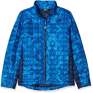 The North Face Jungen Thermoball Fleeze Jacket Daunenjacke
