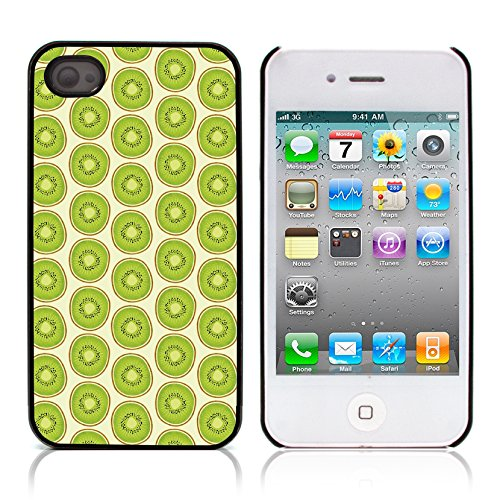 Graphic4You GLITCHY Muster Harte Hülle Case Tasche Schutzhülle für APPLE IPHONE 4 und 4S Design #9