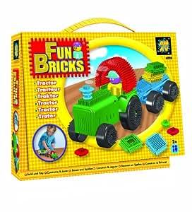 Diamant Fun Bricks Tractor