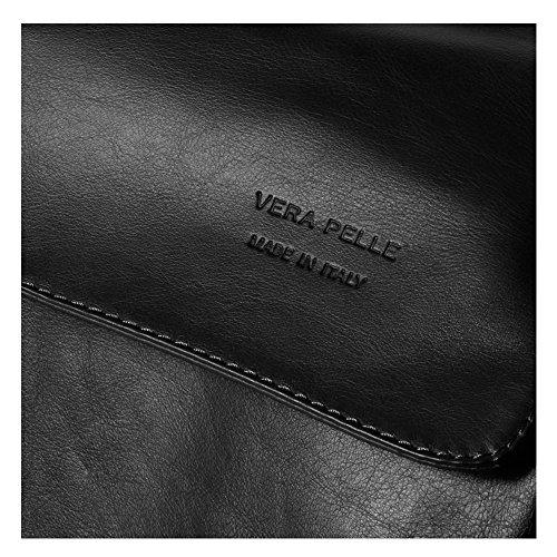 Vera Belle Borsa Messenger, nero (Nero) - HTA-07-sc nero